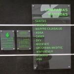 Cartel Centro Medico San Pedro