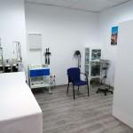 Consulta Enfermería Centro Medico San Pedro